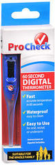 ProCheck 60 Second Digital Thermometer - 1 EA