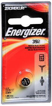 Energizer Watch/Electronic Battery 392 - 1 EA