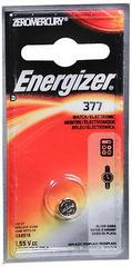 Energizer Zero Mercury Watch/Electronic Silver Oxide Battery 377 - 1 EA