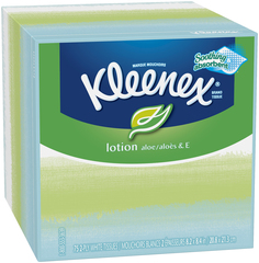 KLEENEX FACIAL LOT 75 CS27