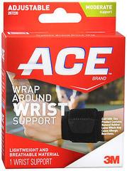 ACE Wrap Around Wrist Support Adjustable - 1 EA