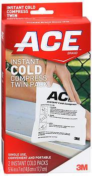 ACE Instant Cold Compresses - 2 EA