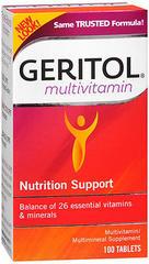 Geritol Complete Tablets 100 - 100 TAB