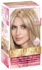 L'Oreal Excellence Creme - 8-1/2A Champagne Blonde - 1 EA
