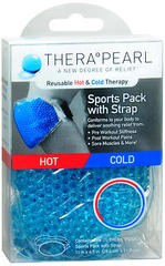 TheraPearl Reusable Hot & Cold Therapy Sports Pack with Strap - 1 EA