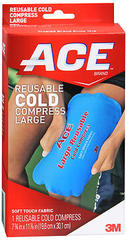 ACE Reusable Cold Compress Large - 1 EA