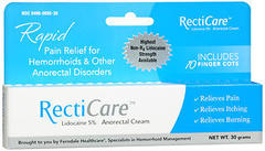 RectiCare Anorectal Cream - 1 OZ