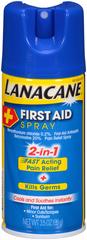 Lanacane First Aid Spray - 3.5 OZ