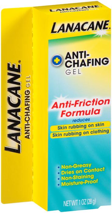 Lanacane Anti-Chafing Gel Fragrance Free - 1 OZ