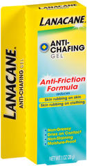 Lanacane Anti-Chafing Gel Fragrance Free - 1 OZ