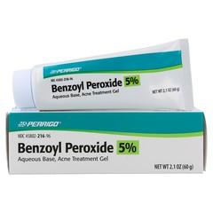Benzoyl Peroxide Gel 5% 60gm Tube