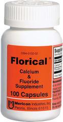 Florical Capsules - 100 CAP