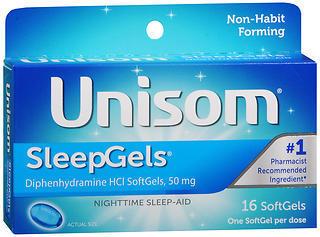 Unisom SleepGels - 16 CAP
