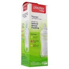 Playtex Nurser Drop-Ins Liners 8-10 Ounce - 50 EA