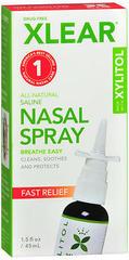 Xlear Sinus Nasal Spray - 1.5 OZ