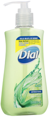 Dial Liquid Soap Pump with Moisturizers - 7.5 OZ