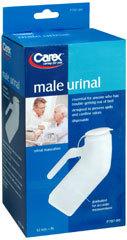 Carex Urinal Male P707-00 - 1 EA