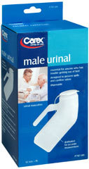 Carex Urinal Male P707-00 - 1 EA