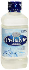 Pedialyte Liquid Unflavored - 33.8 OZ