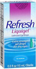 REFRESH LIQUIGEL Lubricant Eye Drops - 0.5 OZ