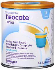 Nutricia Neocate Junior Amino Acid-Based Nutritionally Complete Powdered Formula - 13.3333 OZ