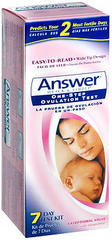 ANSWER One-Step Ovulation Test - 1 EA