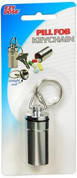 Ezy Dose Pill Fob Keychain 68130 - 1 EA