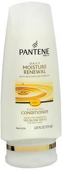 Pantene Pro-V Daily Moisture Renewal Silkening Conditioner - 12 OZ