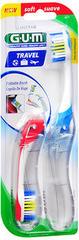 GUM Travel Toothbrush Soft - 2 EA