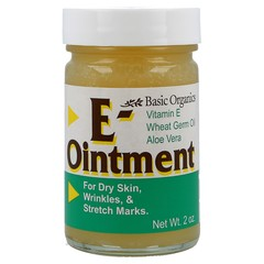 Basic Organics E-Ointment - 2 OZ