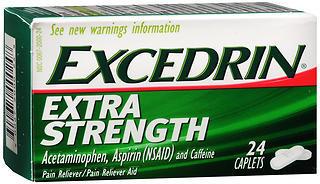 Excedrin Extra Strength Caplets - 24 TAB