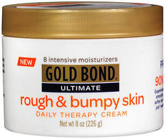 Gold Bond Ultimate Rough & Bumpy Skin Daily Therapy Cream - 8 OZ