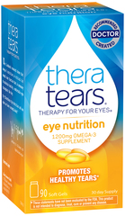 TheraTears Nutrition Capsules - 90 CAP
