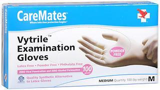 CareMates Vytrile Examination Gloves 10412020 - 100 EA