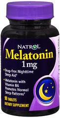 Natrol Melatonin 1 mg Tablets - 90 TAB