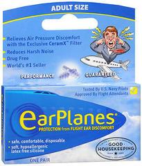 EarPlanes Ear Plugs - 1 EA