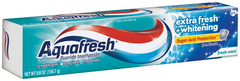 Aquafresh Fluoride Toothpaste Extra Fresh Whitening - 5.6 OZ