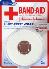 BAND-AID Hurt-Free Wrap Medium 2 in - 1 EA