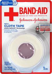 BAND-AID Cloth Tape Small - 1 EA