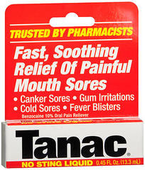 Tanac No Sting Liquid - 1 EA