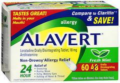 ALAVERT ORAL/DIS TAB 48+12