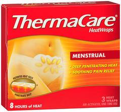 ThermaCare HeatWraps Menstrual - 3 EA
