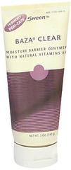 Sween Baza Clear Moisture Barrier Ointment - 5 OZ