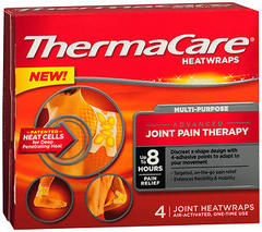 ThermaCare Heatwraps Joint - 4 EA