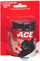 3M Elastic Bandage with Ace Clip - 1 EA