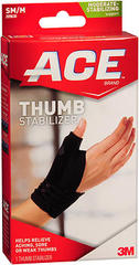 ACE Thumb Stabilizer SM/M Moderate - 1 EA