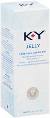 K-Y Jelly Personal Lubricant - 2 OZ