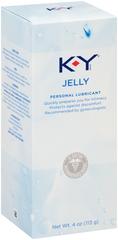 K-Y Jelly Personal Lubricant - 4 OZ