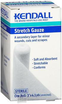 Kendall Stretch Gauze - 1 EA
