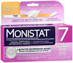 MONISTAT 7 Vaginal Antifungal Combination Pack - 7 EA